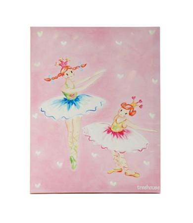 Tavla Hjärta/ballerina 45x35cm Ord pris: 269 kr