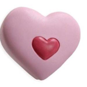 Dörrknopp hjärta