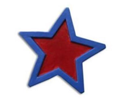Dörrknopp stjärna Ord pris 59 kr